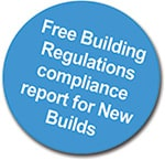 Free building regulations compliance report for New Builds