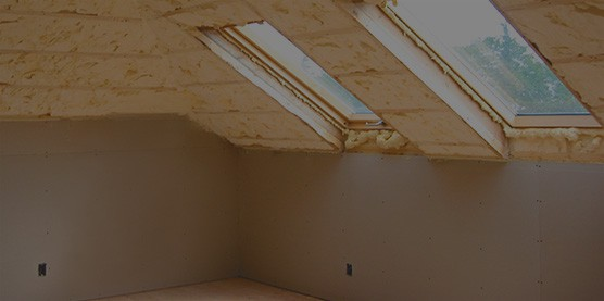 Reduce carbon footprint with Spray Foam Insulation