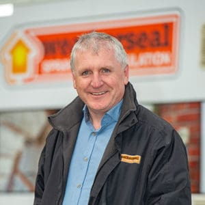 Alan Naughton of Weatherseal